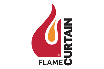 Flame Curtain specification logo