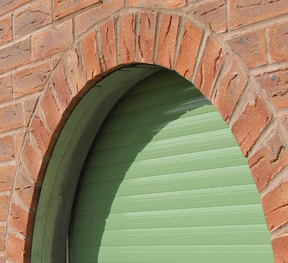 SeceuroFire Flame Shutter installation Green