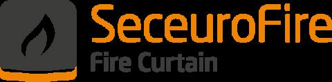 SeceuroFire Fire Curtain Logo